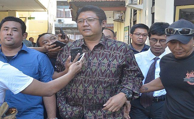 Putra Gubernur Bali, Eks Gubernur Bali, Putu Sandoz, Anak Pastika, dugaan korupsi, perluasan pelabuhan Benoa,