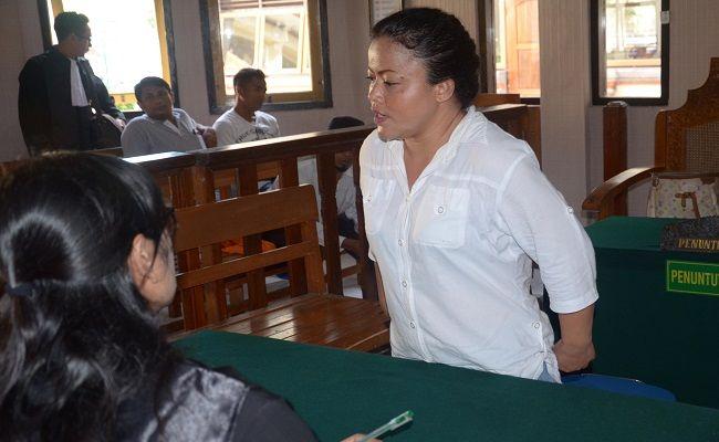 budak narkoba, demi rp 50 ribu, terdakwa budiyati, terancam 20 tahun, pn denpasar