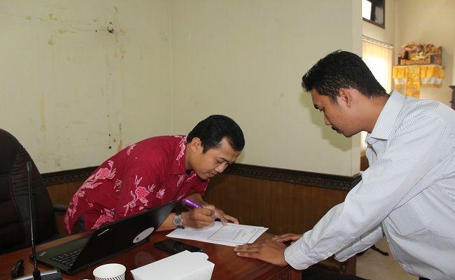 konsultasi publik, reklamasi teluk benoa, Walhi Bali, Angasa Pura I, Pelindo III, Nota protes, urug laut,