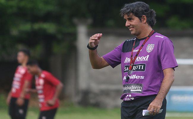 bali united, liga 1, persipura jayapura, coach teco, liga champion asia