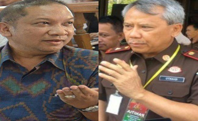 BPN Denpasar, Tri Nugraha Tersangka, mantan kaBPN Denpasar, BPN Badung, kasus gratifikasi, Kejati Bali, sertifikat tanah,