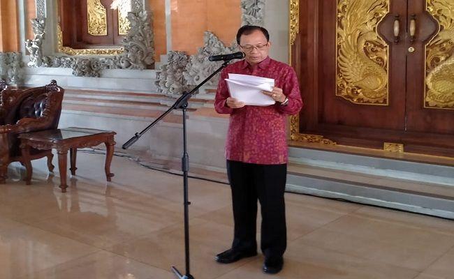 RUU Provinsi Bali, Pemprov Bali, Gubernur Bali, Wayan Koster, Menkumham RI, Mendagri, Prolegnas,