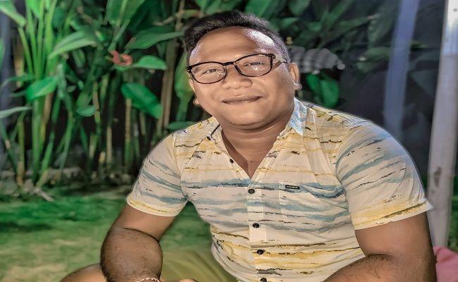 Owner Warung Vidi I Made Agus Mardika Yasa