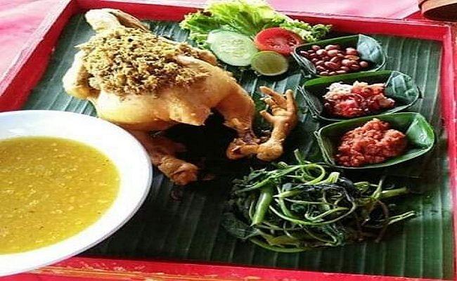 Ayam betutu, ayam betutu vidi, Warung Vidi, kuliner spesial, menu khas Bali, kuliner Bali, Geprek Celeng Tabia Meulig, Spesial 2020,