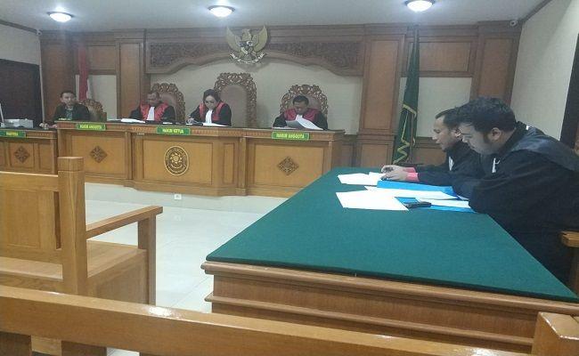 BPR Suryajaya ubudm kasus mantan teller, Wayan gendo, tebang pilih, PN gianyar,