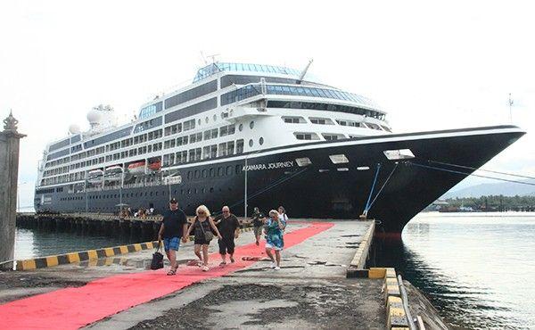 pelabuhan celukan bawang, incar pasar cruise, perpanjang dermaga, rp 60 miliar, izin amdal