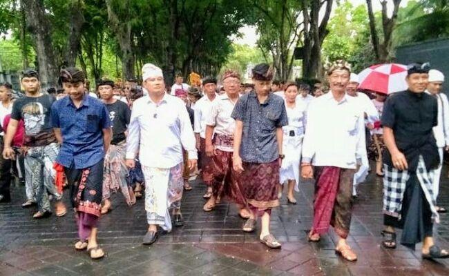 Pilwali Denpasar 2020, cawali denpasar, AMD, tokoh millenial denpasar, keluarga puri, Golkar Denpasar, Agung Ngurah Danendra,