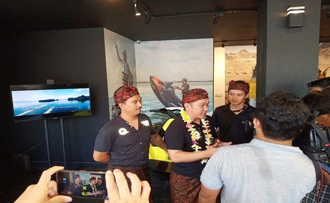 pasar pariwisata, brp indonesia, lebarkan sayap