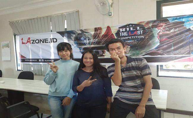 e-sport, LAzone, gamers, kompetisi games, Richard Andriennov, komunitas e-sport Bali,