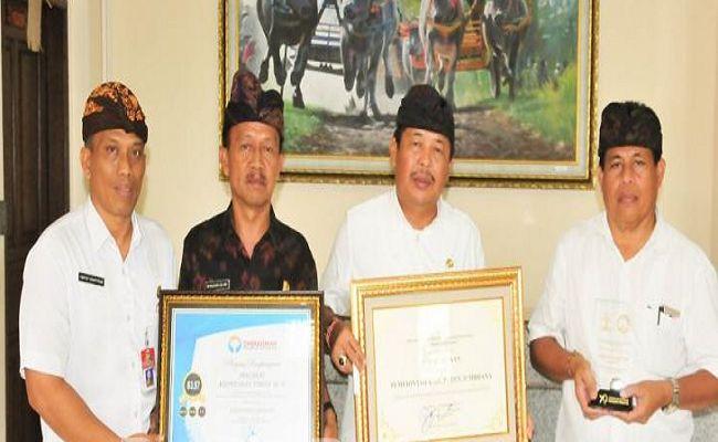 Penghargaan HAM, Peduli HAM, Pemkab Jembrana, Artha-Kembang, Dirjen HAM,