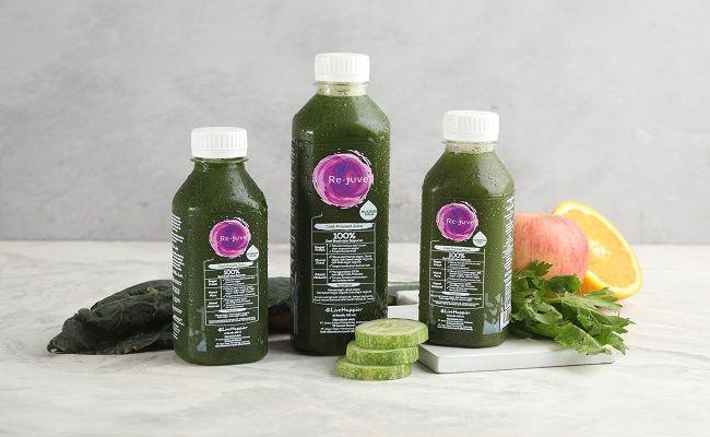 kualitas produk, minuman rejuve, 100 sayuran organik