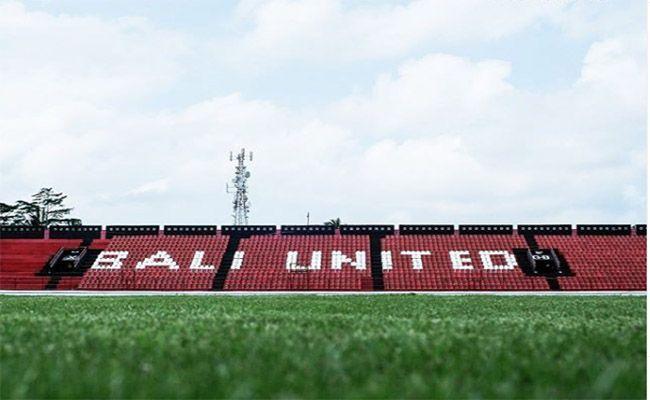bali united, piala dunia, opening ceremony, stadion kapten dipta, bos bali united
