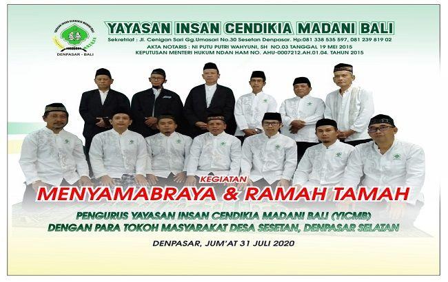hari raya kurban, hari raya idul adha, yicmb, tokoh masyarakat sesetan