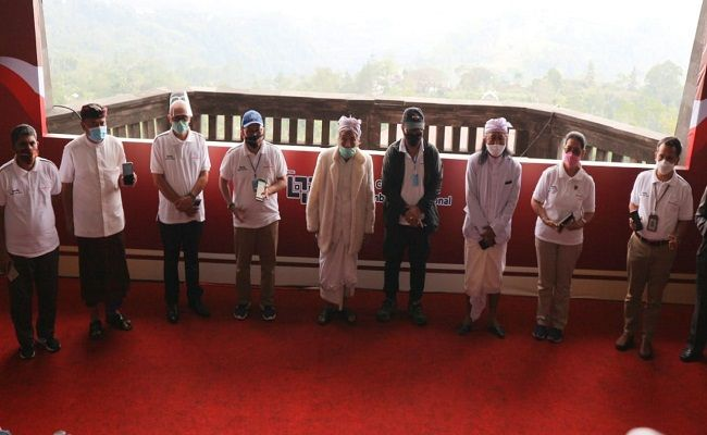 bank bpd, bpd bali, launching qris, umkm bangli