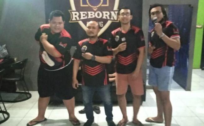 Para penyelenggaraturnamen e-sport dari R-Gaming.