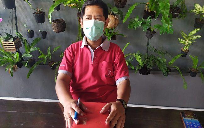 pandemi covid-19, kpu jembrana, kontak negatif, komisioner kpu, tahapan pilkada normal