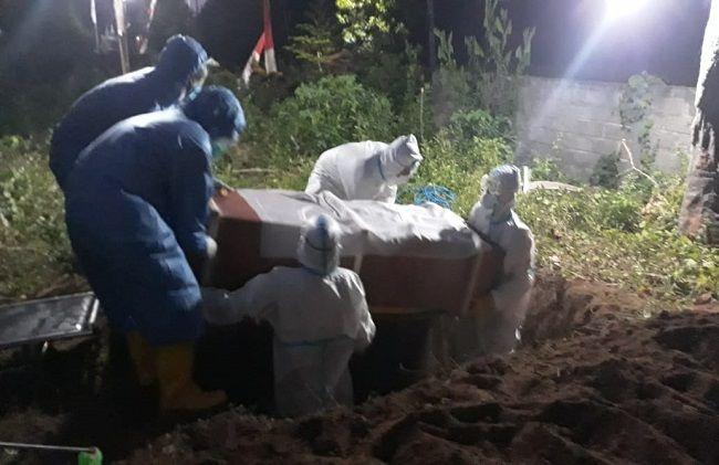 pandemi covid-19, pasien covid meninggal, kabupaten buleleng, dua pasien meninggal, gtpp covid-19 buleleng, rekam jejak almarhum