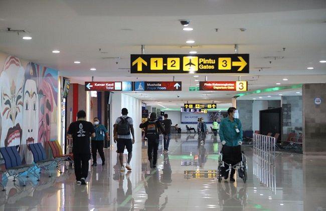 pandemi covid-19, varian baru, varian b117, bandara ngurah rai, langkah mitigasi