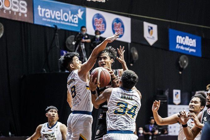 bali united basketball, ibl 2021, satya wacana salatiga, lutfi eka koswara, man of the match