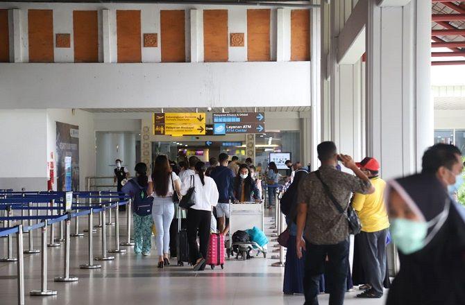 libur paskah, bandara ngurah rai, 62 ribu penumpang, maskapai citilink