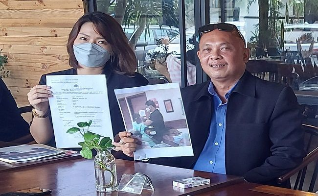 pejabat pemkot dipolisikan, oknum pejabat selingkuh, selingkuh dengan sekpri, Dinas Kominfostatistik Denpasar, Pemkot Denpasar, Polda Bali, diusir mer