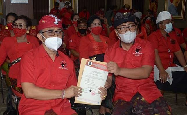 Pilwali Denpasar, tahun 2020, sisakan anggaran, miliaran rupiah, kembali ke daerah, KPU Denpasar, Kota Denpasar, Jaya-Wibawa