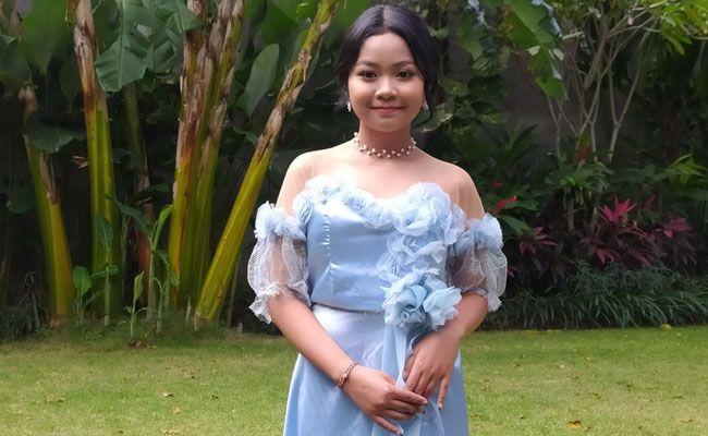 Ami Pradnya, lagu, Raka Lan Rai, cerita keharmonisan saudara, Ni Kadek Pradnya Putri Utami, penyanyi, pop Bali,