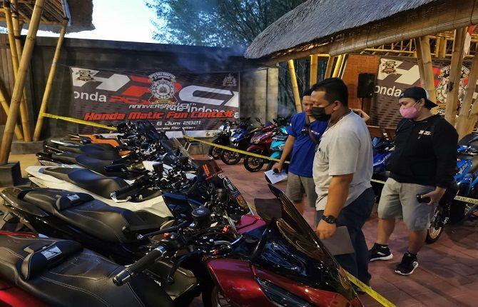 astra motor bali, modifikasi motor, komunitas hpci, komunitas honda pcx, honda pcx