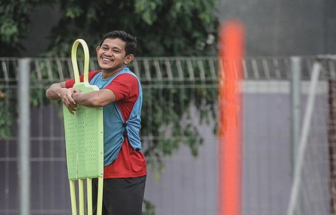 bali united, afc cup, coach teco, starting XI, formasi ngeri