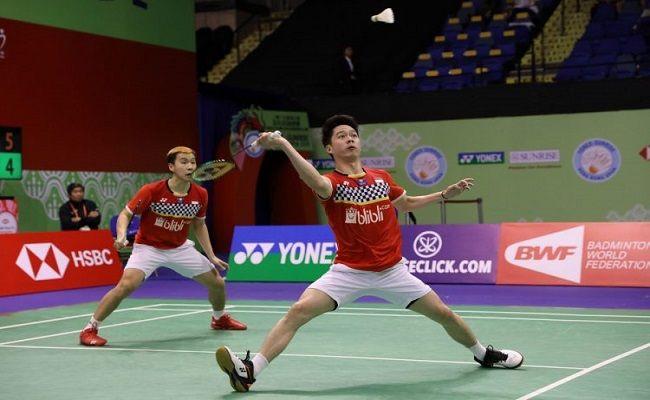 Federasi Bulutangkis Dunia,  Batminton World Federation, BWF,  Pengprov PBSI Bali, ITDC nusa dua, Indonesia Masters 2021,venue,
