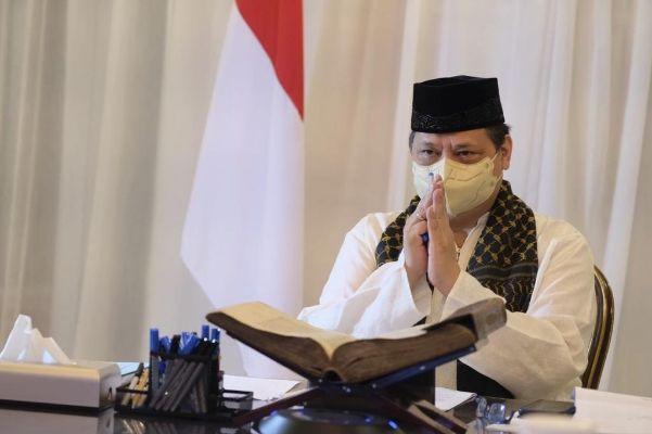 Menteri Koordinator Perekonomian Airlangga Hartarto