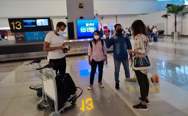 warga Rusia, deportasi, Denpasar, Bali, over stay, Pavel Kablukov, Shuiskaia Ekaterina,