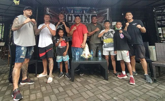 Bali Boxing Day, Pertina Bali, YPBI, Yayasan Pino Bahari, Polda Bali, sport tourism,