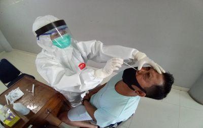 target, tes PCR, Bali, data disembunyikan, Covid-19,