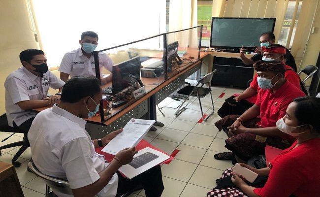 Hoax, megawati meninggal dunia, Polresta Denpasar, Polda Bali, PDIP Bali, laporkan pemilik akun, media sosial, berita bohong,