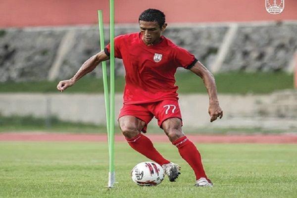 Reuben Silitonga, Bali United, trial bersama, Teco Cuggura, Persis Solo, Liga 1, GDC, Gunawan Dwi Cahyo,