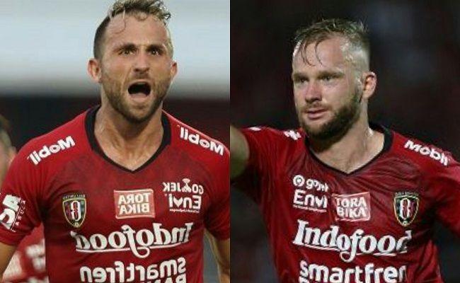 Liga 1 2021, Bali United, Persib Bandung,  Bali United vs Persib Bandung, Malvin Platje, Mohammed Bassim Rashid, Nick Kuipers, Ilija Spasojevic,
