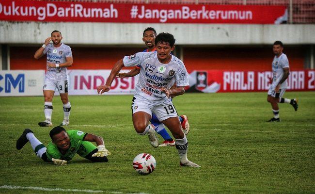 jelang big match, bali united vs persib bandung, pekan ketiga Liga 1 2021/2022,
