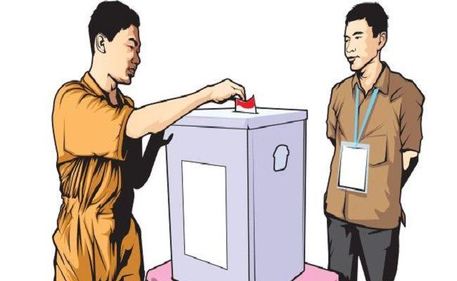 pemilihan perbekel buleleng, puluhan desa, dinas pmd buleleng,politik uang, terancam diskualifikasi,