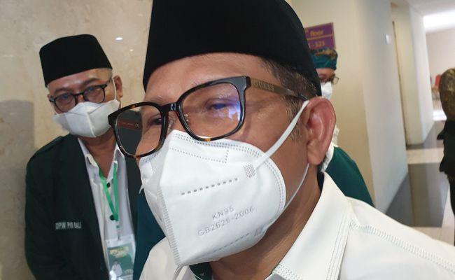 Ketum PKB, Abdul Muhaimin Iskandar, Gus Ami, Cak Imim, hasil survei, PKB, Gerindra, Golkar, Pemilu 2024,