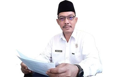 Direktur Utama PUDAM Widodo Waluyo