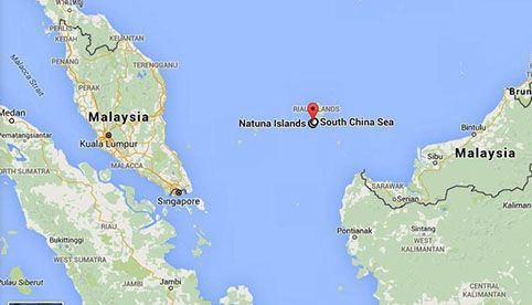 KEMELUT: BHS menilai, polemik kapal China yang memasuki batas wilayah dalam Zona Ekonomi Ekslusif Indonesia (ZEEI) di Perairan Natuna, Kepulauan Riau, akibat dari lemahnya keamanan laut di Indonesia