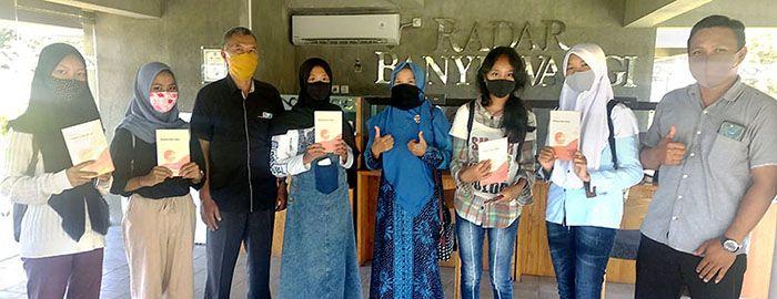 TAMBAH LAGI: SMPN 3 Banyuwangi kembali mendaftarkan siswanya mengikuti lomba penulisan Pentigraf.