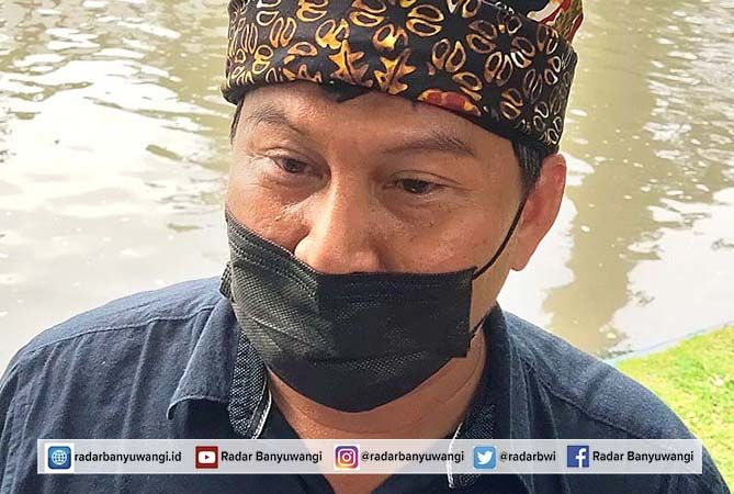 Suryono Bintang Samudra, Kepala Bidang Perikanan Tangkap, Dinas Perikanan Banyuwangi.