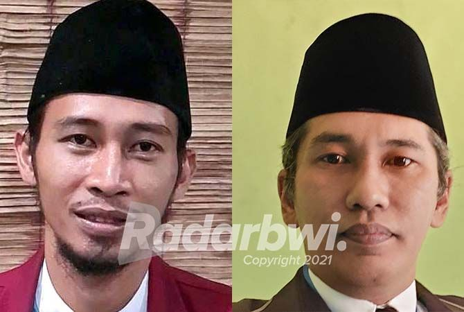 Muhammad Fakhry Aly dan KH Syamsul Anam