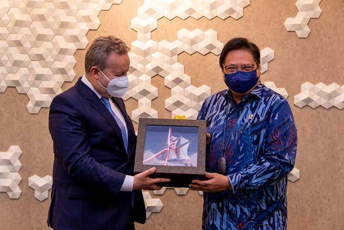Ceko Dukung Indonesia Bersama-sama Menuju Global Economic Recovery