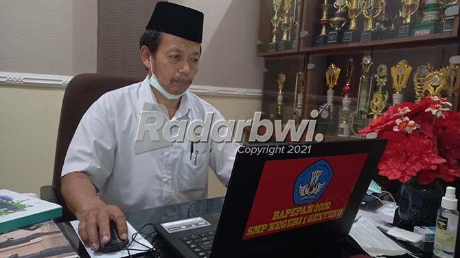 Drs. HM. Sodiq, Kepala SMPN 1 Genteng