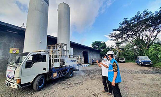 Jamin Ketersedian Oksigen, PLN Pastikan Pasokan Listrik ke PT Samator