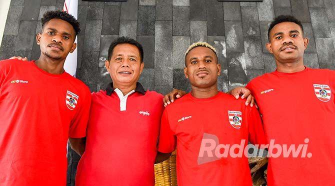 Persewangi Diperkuat Tiga Pemain Asal Papua