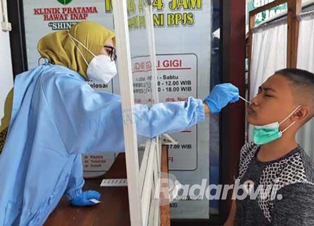 Klinik Layanan Rapid Test Kembali Menjamur